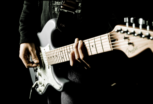 職業ギター